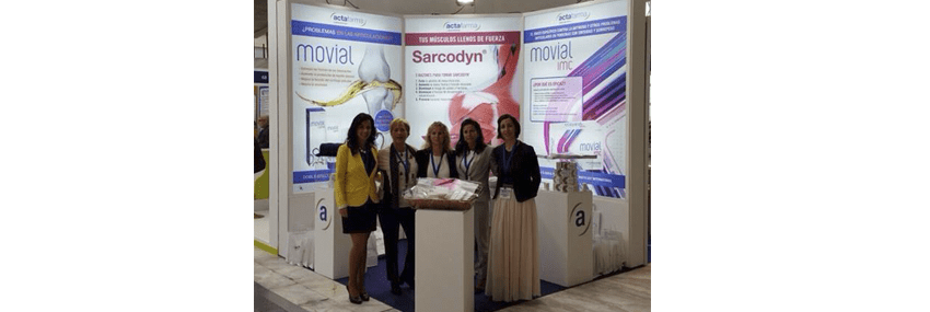 Movial IMC is presented in the 51st SECOT Congress (Spanish Society of Orthopaedic Surgery and Traumatology)