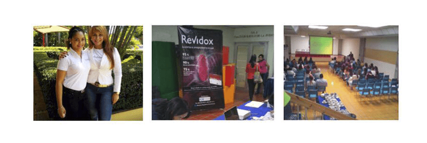 Revidox participates in the celebration of World Nutrition Day